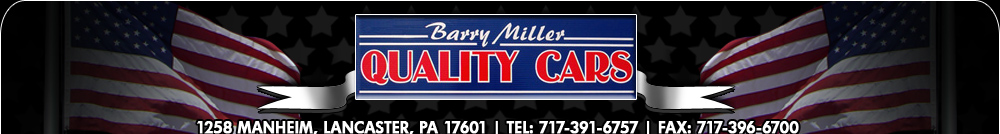 Barry Miller Quality Cars - Lancaster, PA