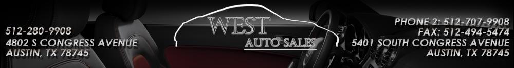 West Auto Sales - Austin, TX