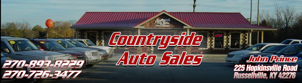 COUNTRYSIDE AUTO SALES - Russellville, KY