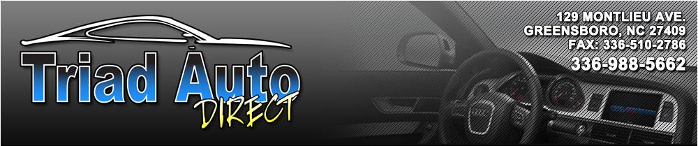 Triad Auto Direct - Greensboro, NC