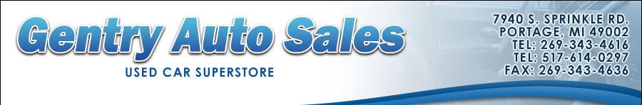 Gentry Auto Sales - Portage, MI
