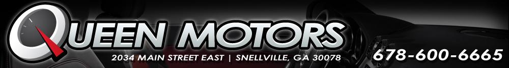 Queen Motors - Snellville, GA