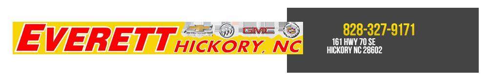 Everett Chevrolet Buick GMC - Hickory, NC