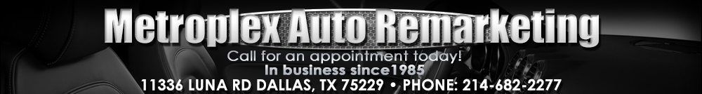 Metroplex Auto Remarketing - Dallas, TX