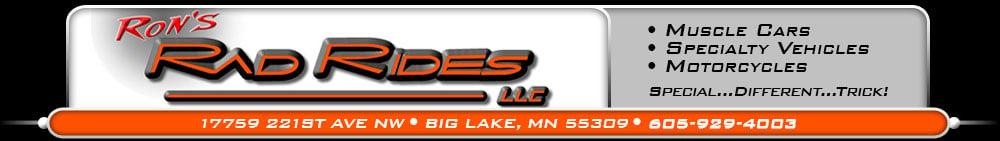 Ron's Rad Rides LLC - Harrisburg, SD