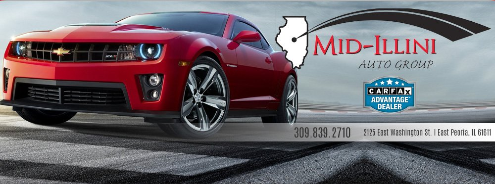 Mid-Illini Auto Group - East Peoria, IL
