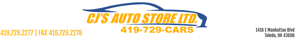 CJ's Auto Store LTD - Toledo, OH