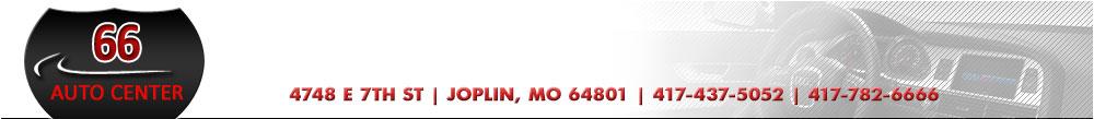 66 Auto Center - Joplin, MO