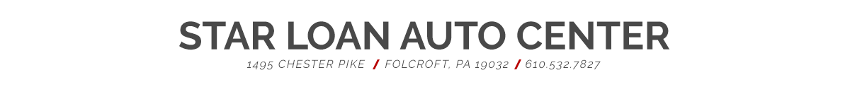 Star Loan Auto Center - Folcroft, PA