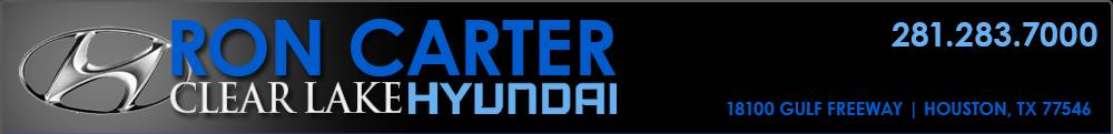 Ron Carter Clear Lake Hyundai - Friendswood, TX