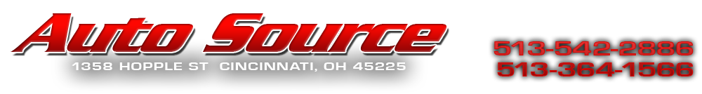 Auto Source - Cincinnati, OH