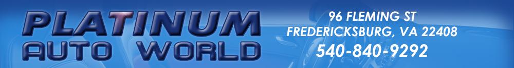 Platinum Auto World - Fredericksburg, VA