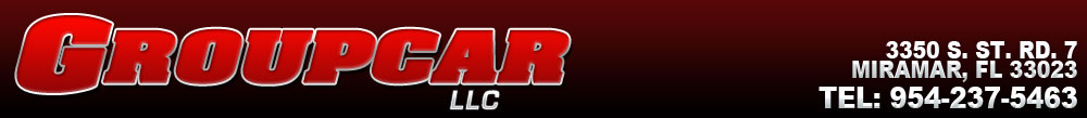 Groupcar LLC - Miramar, FL