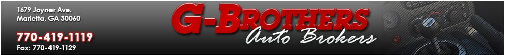 G-Brothers Auto Brokers - Marietta, GA
