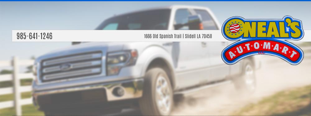 Oneal's Automart LLC - Slidell, LA
