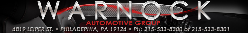 Warnock Automotive Group - Philadelphia, PA