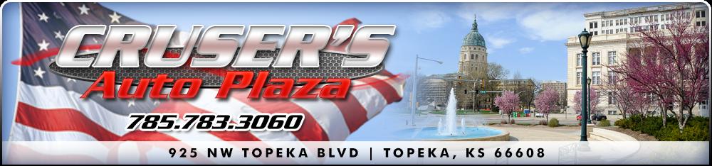 Cruser's Auto Plaza - Topeka, KS