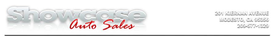 Showcase Auto Sales - Modesto, CA