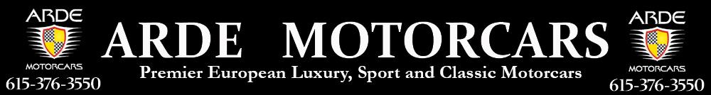 Arde Motorcars - Brentwood, TN