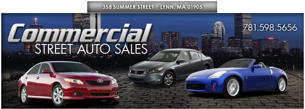Commercial Street Auto Sales - Lynn, MA