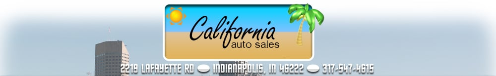 California Auto Sales - Indianapolis, IN