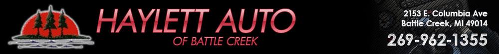 Haylett Auto of Battle Creek - Battle Creek, MI