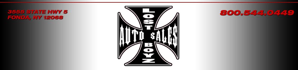 Lost Boyz Auto Sales - Fonda, NY