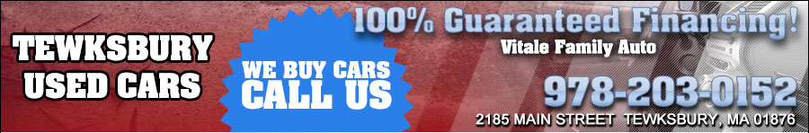 Tewksbury Used Cars - Tewksbury, MA