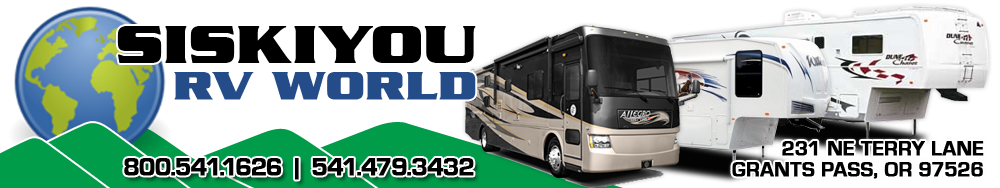 Siskiyou RV World - Grants Pass, OR