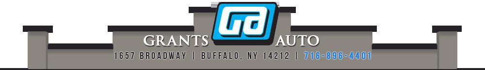 Grant's Auto Sales & Repairs - Buffalo, NY