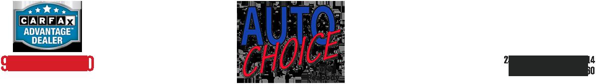 Auto Choice Of Peabody - Peabody, MA