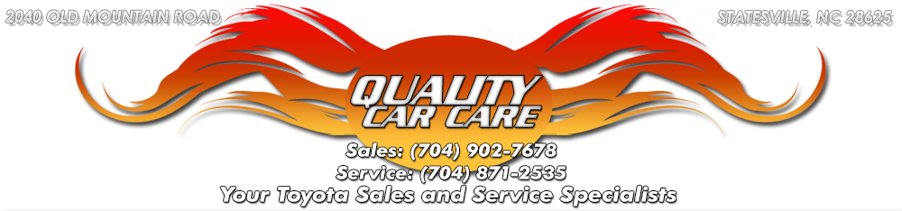 Quality Car Care - Statesville, NC
