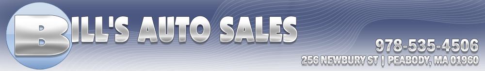 Bill's Auto Sales - Peabody, MA