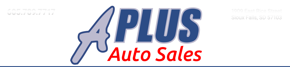 A Plus Auto Sales/ - Sioux Falls, SD
