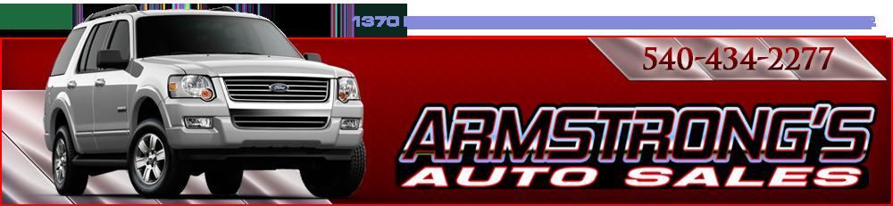 Armstrong's Auto Sales - Harrisonburg, VA