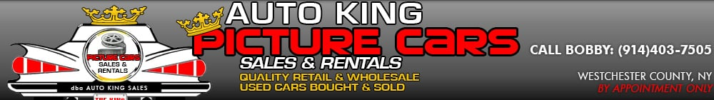 Auto King Picture Cars - Westchester County, NY