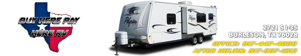 Texas RV Outlet - Willow Park, TX