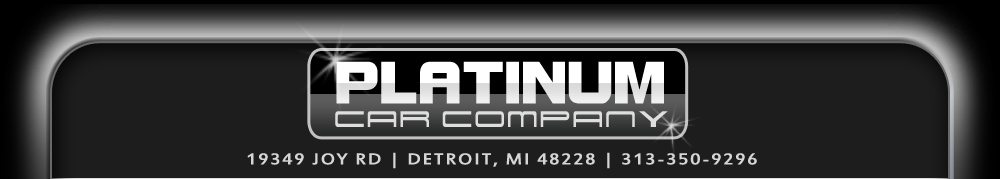 PLATINUM CAR COMPANY - Detroit, MI