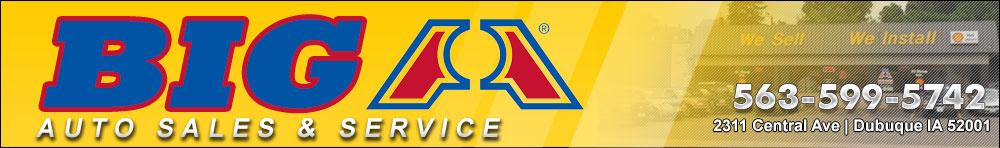 Big A  Auto Sales & Service - Dubuque, IA
