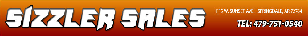 Sizzler Sales - Springdale, AR
