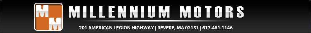 Millennium Motors - Revere, MA