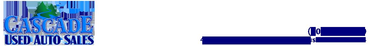 Cascade Used Auto Sales - Martinsburg, WV
