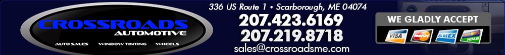 Crossroads Automotive - Scarborough, ME