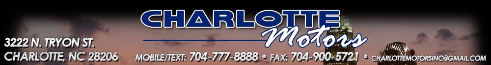 Charlotte Motors Inc. - Charlotte, NC
