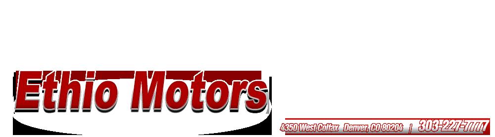 Ethio Motors - Denver, CO