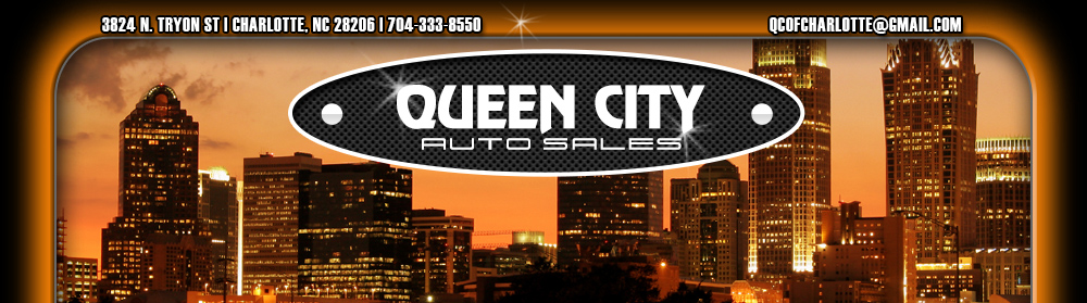Queen City Auto Sales - Charlotte, NC