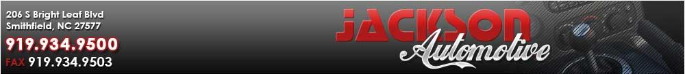 Jackson Automotive - Smithfield, NC