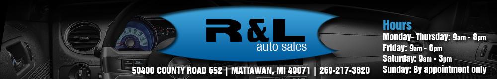 R & L AUTO SALES - Mattawan, MI