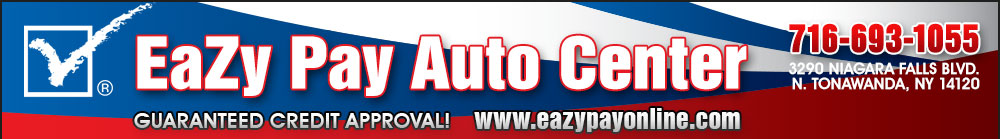 Eazy Pay Auto Center - North Tonawanda, NY