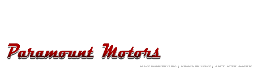 Paramount Motors - Taylor, MI